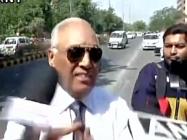 The Central Bureau of Investigation (CBI) begun questioning former Indian Air Force chief SP Tyagi on Monday