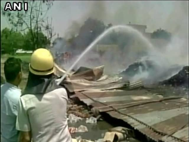 Gurgaon,Gurgaon fire,Kherki Daula village