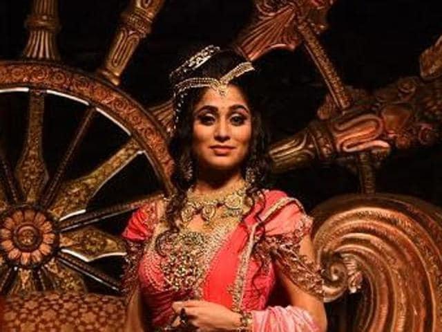 Somya Seth,Hindi TV,Chakravartin Ashoka Samrat