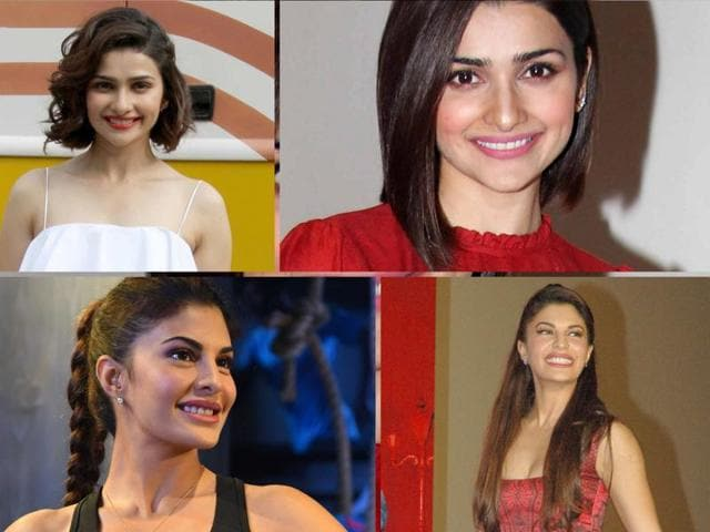 The hair transition that Bollywood beauties make have a lot of inspiration in store.