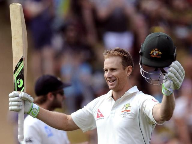Voges was taken to hospital and ruled out of the remainder of the four-day match under new England and Wales Cricket Board safety directives dealing with suspected concussion.