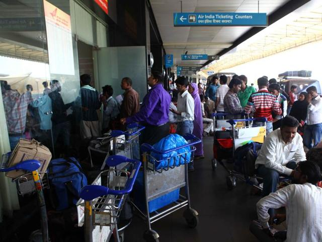 Misplaced luggage tops list of domestic fliers' complaints