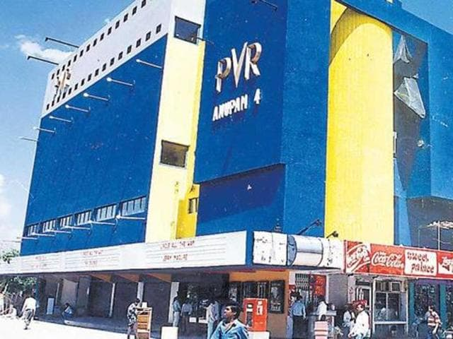 PVR Anupam in Saket. In the July to September 2015 period 29% revenue of PVR, one of the largest multiplex chains in India was from regional cinema.
