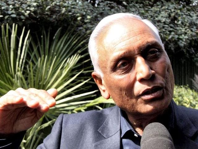 IAF ex-chief SP Tyagi
