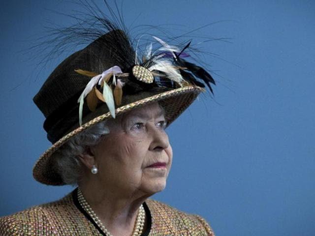 Queen Elizabeth,estate,drones