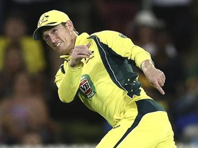 Australia's George Bailey had remained unsold at the IPLauction in February.
