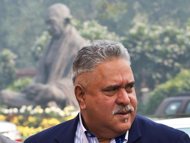 UB Group chairman Vijay Mallya being interviewed by the Financial Times in London last week. He says he wants to settle up, but a reasonable amount that he can afford