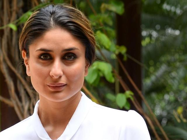 Though Kareena isn't on the Internet, images posted by her stylist on Instagram and other social networking sites usually create a lot of buzz.