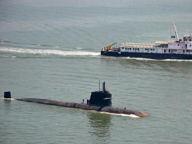Wary of China, US, India discuss anti-submarine warfare
