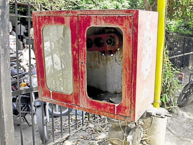 Ailing infrastructure,Litigants,Ludhiana district courts