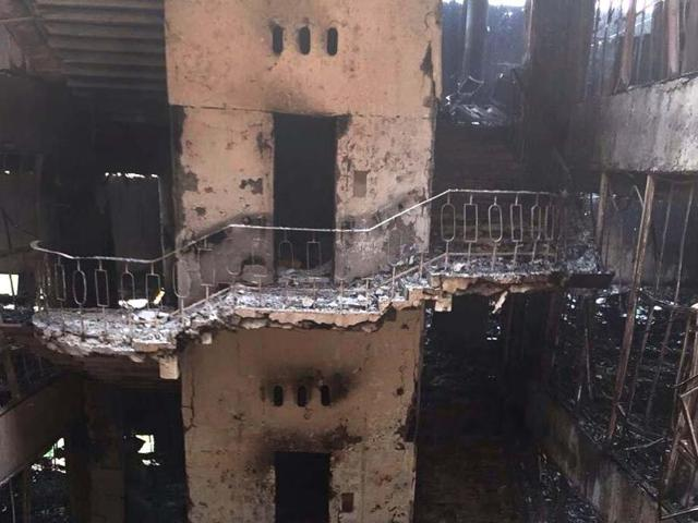 Public buildings and spaces like museums, markets and malls are also vulnerable to fire hazards. The recent fire outbreak at the Natural Museum of Natural History is a testimony to this fact.