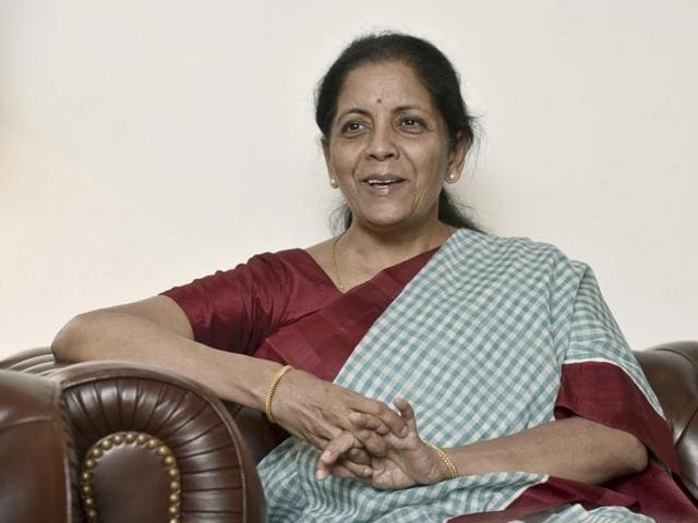 Nirmala Sitharaman,SEZ policy,Question Hour