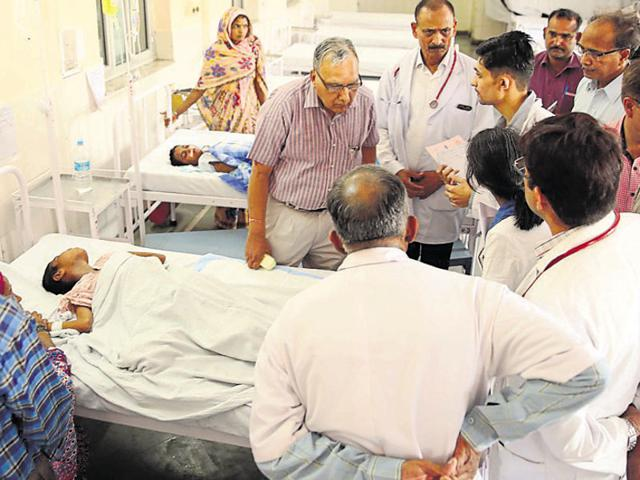 Rajasthan news,Jamdoli horror,govt care home