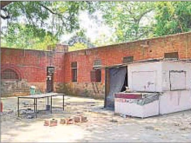 The dhaba has been shut ever since Rohtas died of pneumonia.