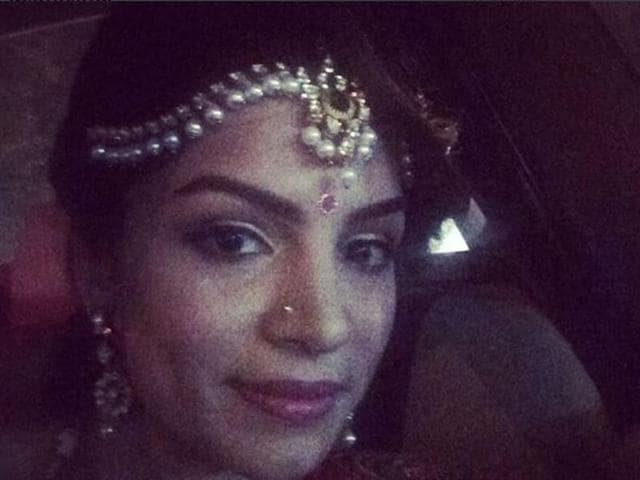TV actor Shikha Singh married her boyfriend Karan on Sunday, May 1.