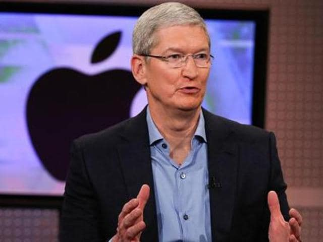 Apple,Tim Cook,Apple CEO