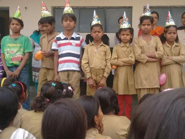 Schools have been asked to identify birthdays of students month-wise and hold combined celebrations in a special assembly during the last hour of school.