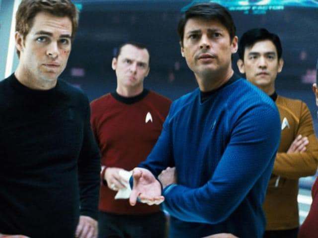 Star Trek 4 is simply a placeholder until production is underway and an official title can be chosen.