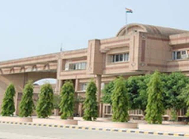 Non-vegetarian food has been banned in the Baba Saheb Bhim Rao Ambedkar University.