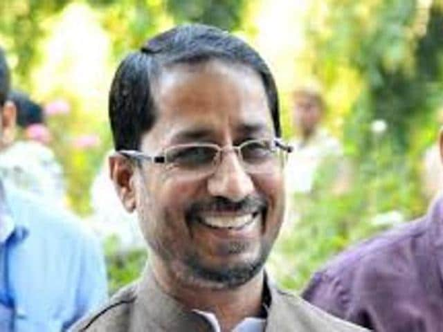 Punjab medical education and research minister Anil Joshi