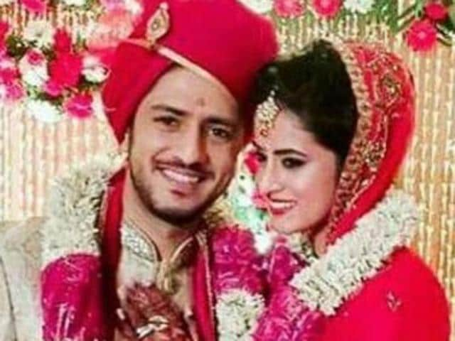 TV actor Mihika Verma married on April 27 in a secret wedding.