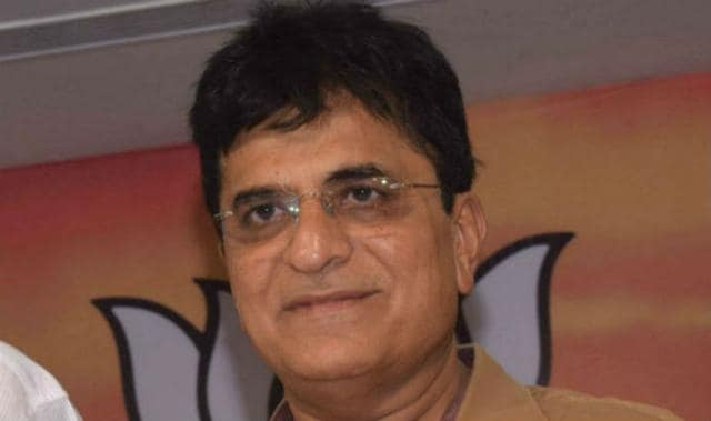Somaiya has alleged that Rahul Gandhi and his aide were connected to Guido Haschke, one of the middlemen in the AgustaWestland deal.