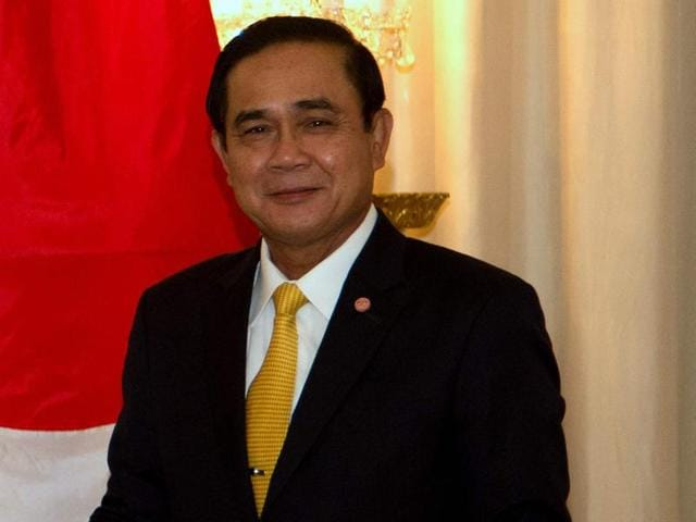 Thailand's Prime Minister Prayut Chan-O-Cha has ruled largely unchallenged but anti-junta activists have recently staged small but frequent protests.