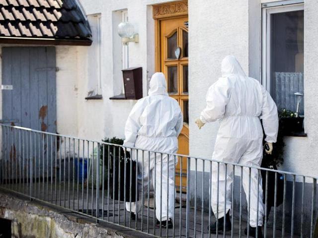 Wilfried W,German 'house of horrors',Genram couple kill women