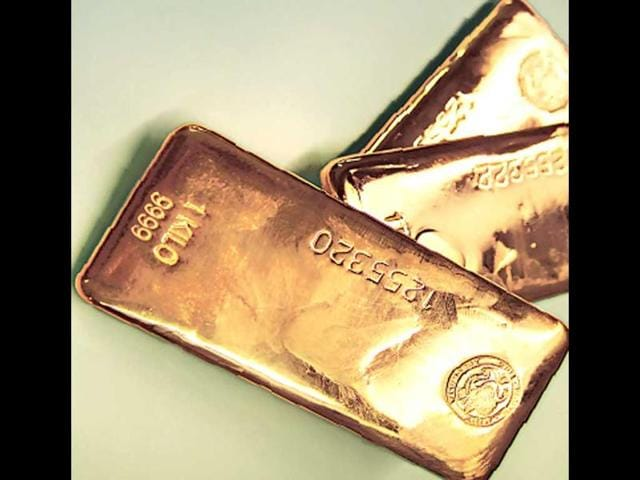 The Air Intelligence Unit (AIU) seized 19 gold bars, concealed inside the motor of a washing machine