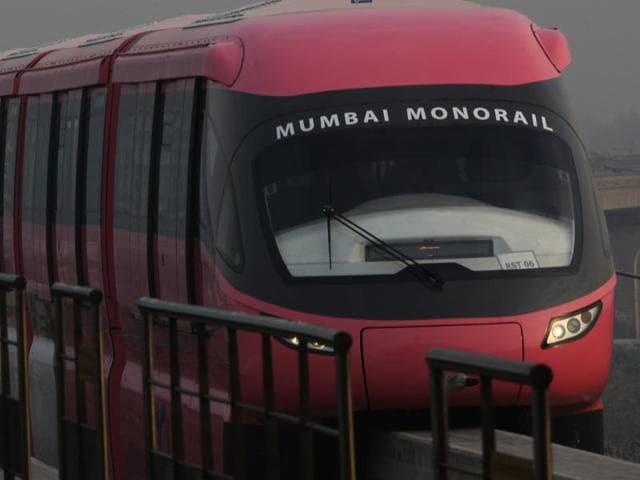 Monorail,MMRDA,Mumbai