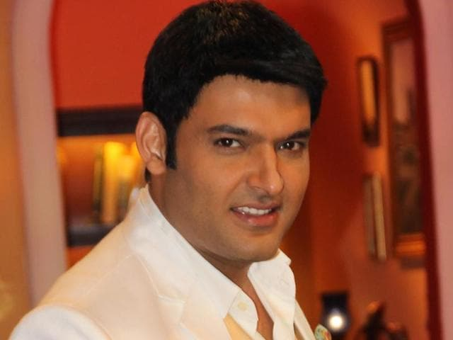 """""""I am producing a Punjabi movie, which will go on the floors on May 12. It is an adaptation of a Marathi film; I have taken the rights of that movie. It's based on the education system.,"""" says Kapil Sharma."""
