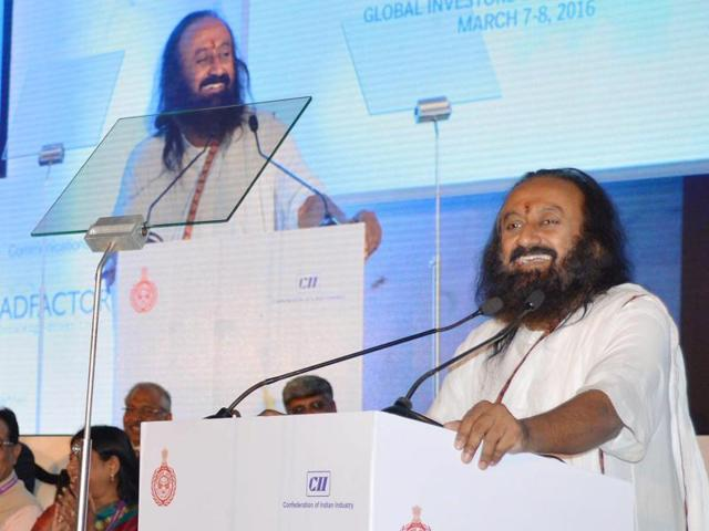 Art of Living founder, Sri Sri Ravi Shankar called the Nobel peace prize a political prize, dismissing Malala Yousafzai's work towards girl's education in the same breath.