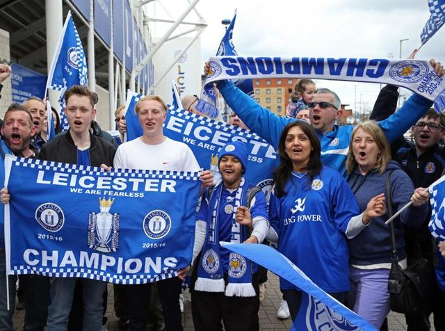 Leicester City overcame odds of 5000/1 to win their first Premier League title.