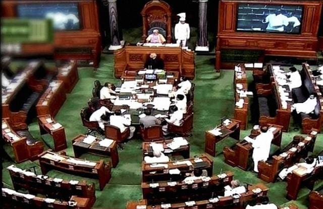 Lok Sabha,disabled,National Action Plan for Skill Development of Persons with Disabilities