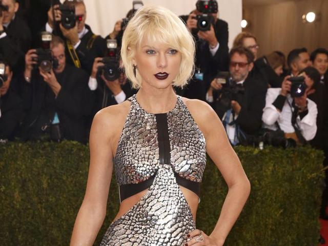 Metallic ensembles ruled the red carpet at the Met Gala in New York this year, as celebrities went all out to follow the theme that revolved around fashion and technology.