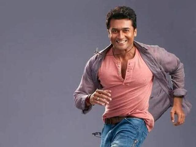 Suriya's new film 24 will see the actor essay three different roles.