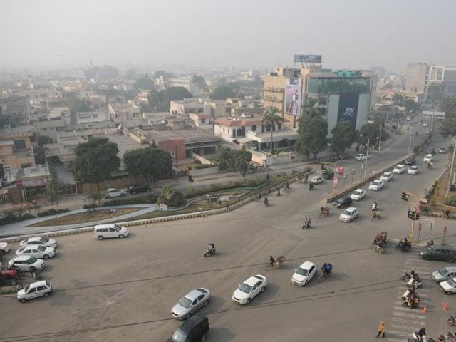 The Jalandhar Development Authority has not undertaken any development project for long.