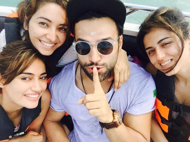 TV actor Rithvik Dhanjani recently travelled to Bangkok, Thailand, for a five-day vacation with his girlfriend, Asha Negi, and two of their friends, actors Riddhi Dogra and Surbhi Jyoti.