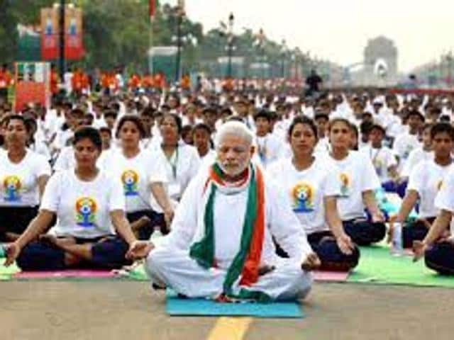 1 lakh people to be engaged to make Yoga Day mega event in Chandigarh