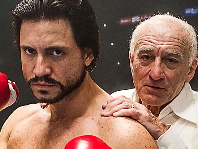 Hands of Stone stars Robert De Niro and Edgar Ramirez in lead roles.