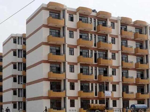 The CHB's Sector-63 housing scheme launched in 2008 had received over 22,000 applications for its 2,100 flats.
