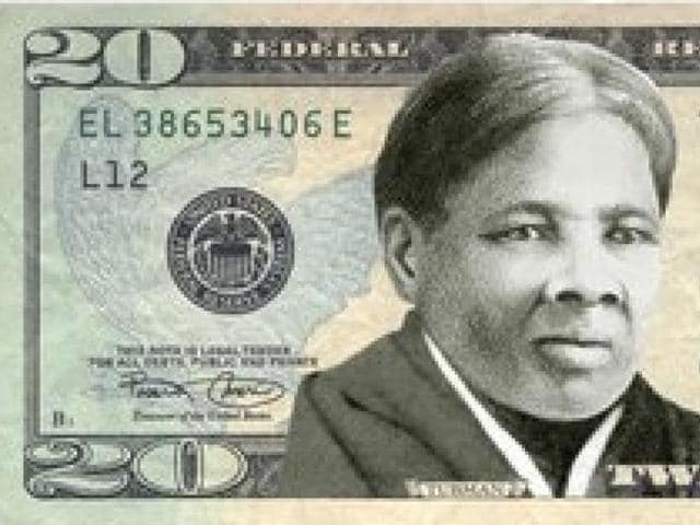 The US Treasury announced last month that Tubman will replace Andrew Jackson on the $20 bill in 2020.