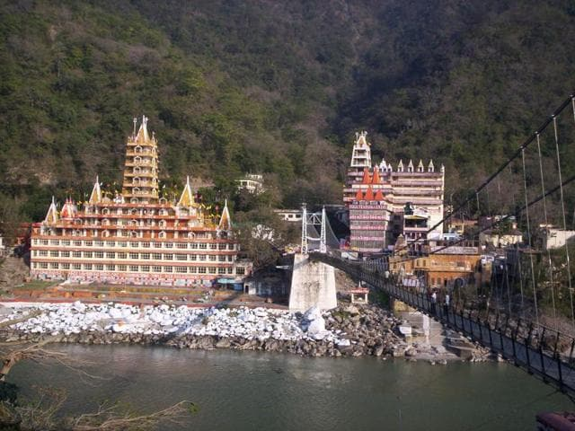 British couple roughed up at ashram in Rishikesh