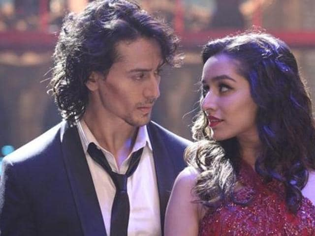 Tiger Shroff, Shraddha Kapoor in a still from Baaghi. (YouTube)