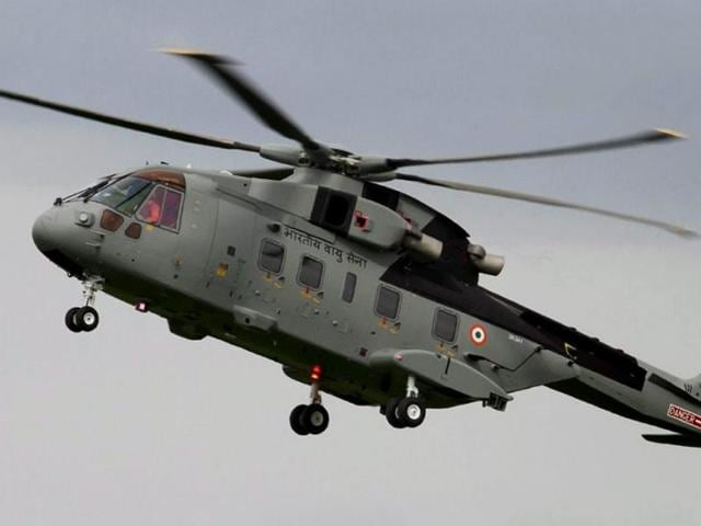 VVIP chopper