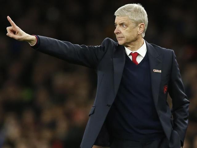 Arsenal,Premier League,Arsene Wenger