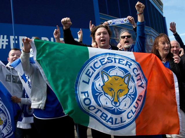 Leicester City completed arguably the greatest fairytale in sporting history by becoming English Premier League champions for the first time in their 132-year history.