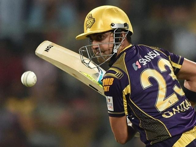 Gautam Gambhir's Kolkata Knight Riders will look to make the most of a run of five games at home.