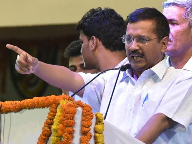 Delhi Chief Minister Arvind Kejriwal alleged on Wednesday that Prime Minister Narendra Modi does not have a BA degree from the Delhi University (DU) as claimed by him.