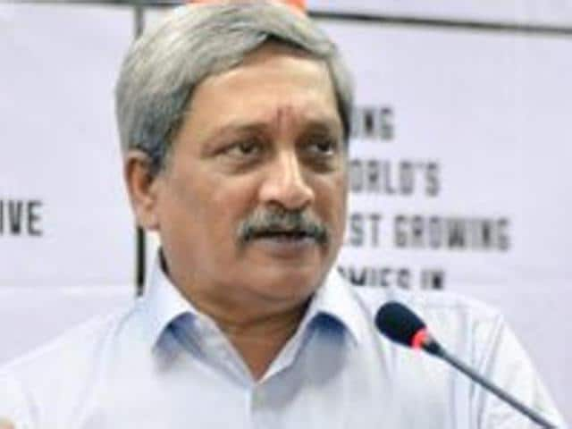 Defence minister Manohar Parrikar said on Wednesday trials were not conducted on the model of the AgustaWestland choppers bought by India but another one as the type mentioned in the deal was still being developed.